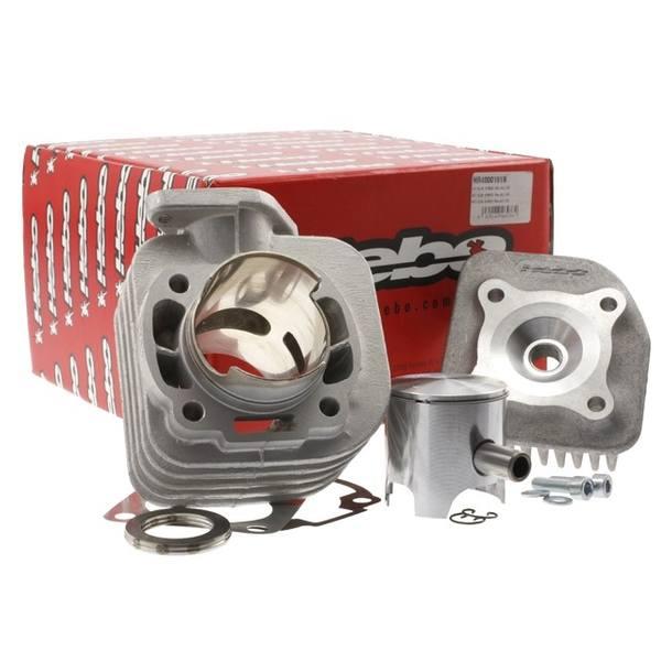 Zylinderkit Hebo Manston Replica 70cc für Kymco liegend AC