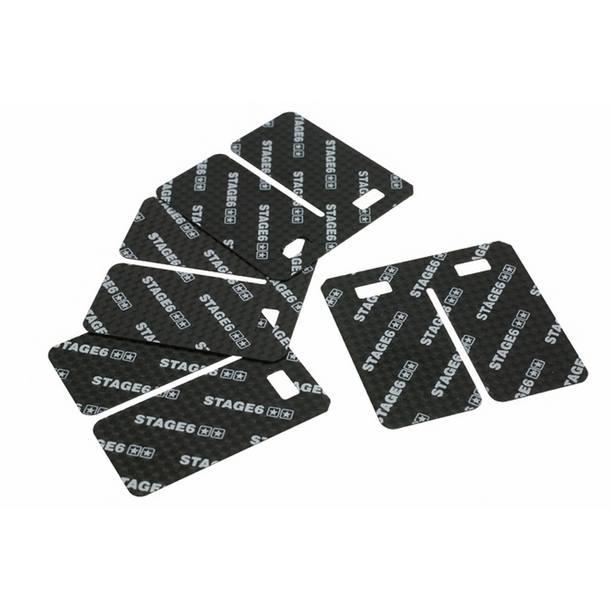 Carbon Membran Zungen Plättchen Polini Set 4 Stück 0,30 /& 0,35 für Piaggio