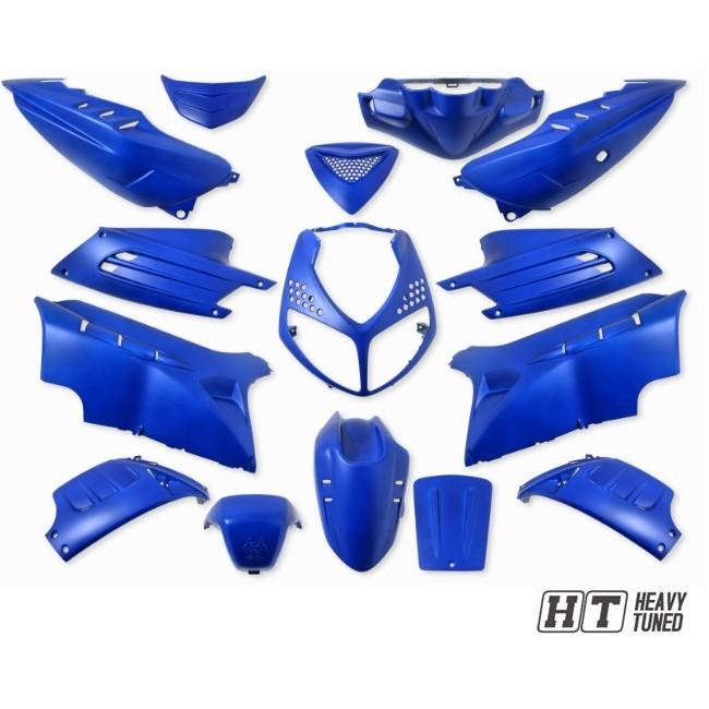 verkleidung 15 teilig stylepro f r peugeot speedfight 2 matt blau roller motorradteile. Black Bedroom Furniture Sets. Home Design Ideas