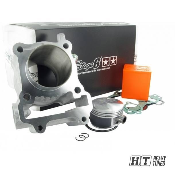 Zylinderkit Stage6 153cc für Honda SH 125 4T, d=58mm