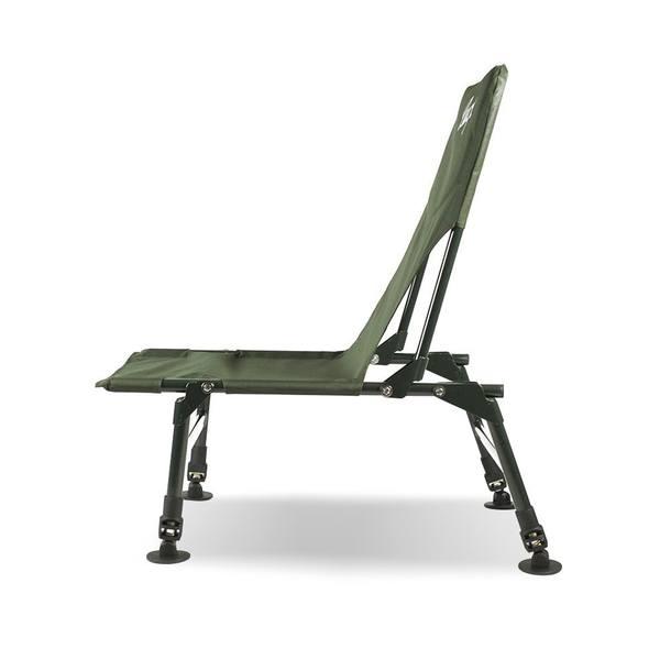 2er Set Karpfenstuhl Lucx Eco (ohne Armlehne)  – Bild 6