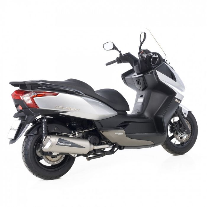 leovince granturismo kymco dink street 300 300ccm i e kymco downtown superdink roller. Black Bedroom Furniture Sets. Home Design Ideas