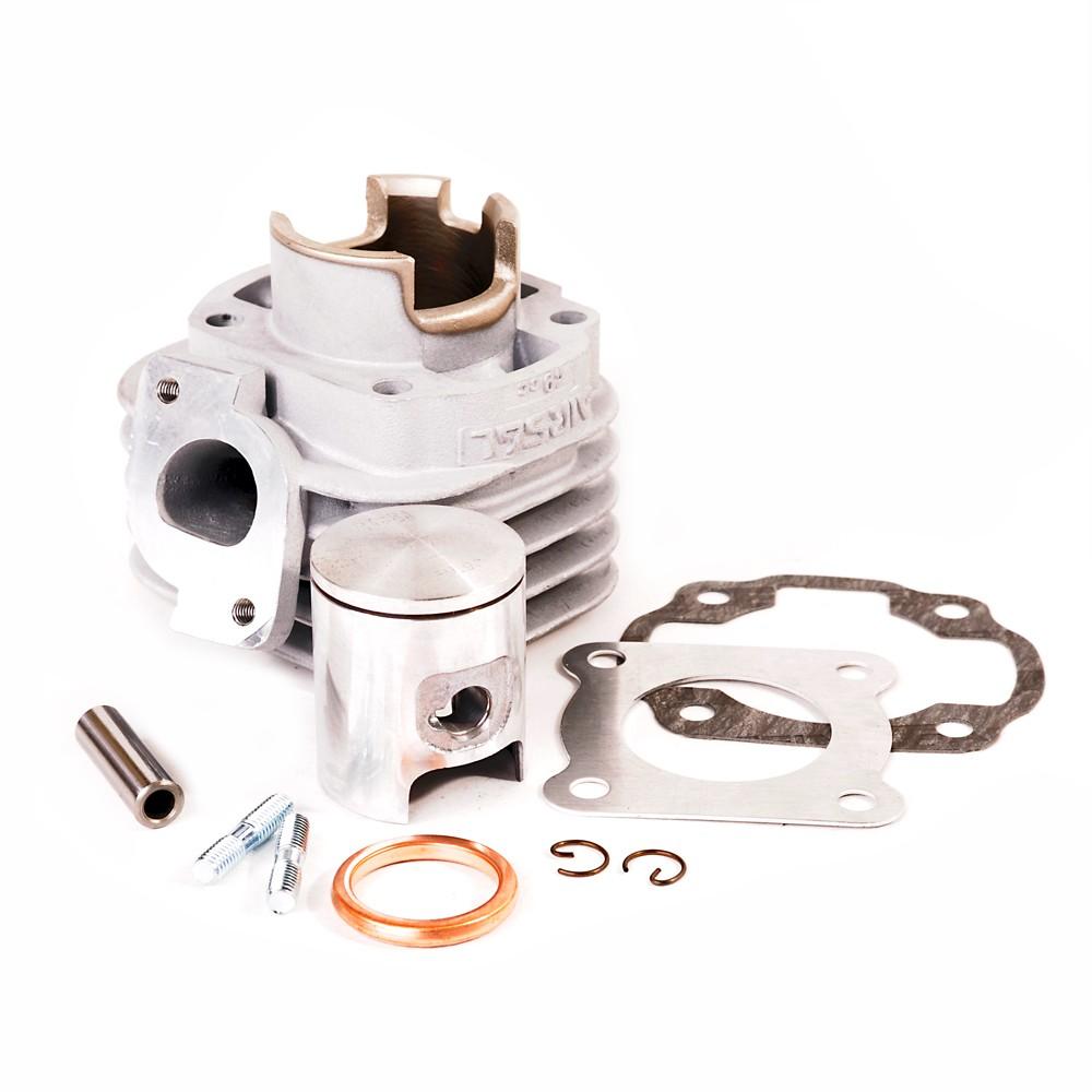 luft Zylinder Kit AIRSAL 70ccm T6 M-RACING MALAGUTI F12 R AC