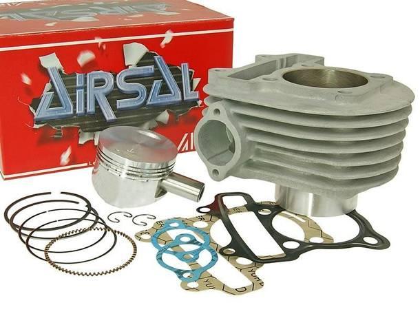 Zylinderkit Airsal Alu Sport 150 ccm für Keeway 125 ccm