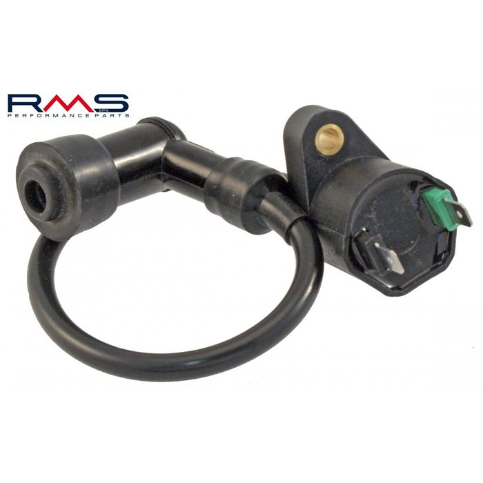 Zündspule (Ignition Coil) RMS für Peugeot 50 (2 Pin)