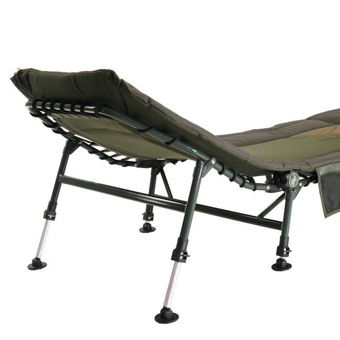 bedchair 8 bein angelliege lucx kapfen liege garten liege carp fishing bed ebay. Black Bedroom Furniture Sets. Home Design Ideas