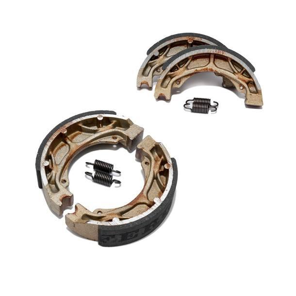 Bremsbeläge - Set vorne & hinten - Galfer - für Aprilia Scarabeo 100 (2-Takt)
