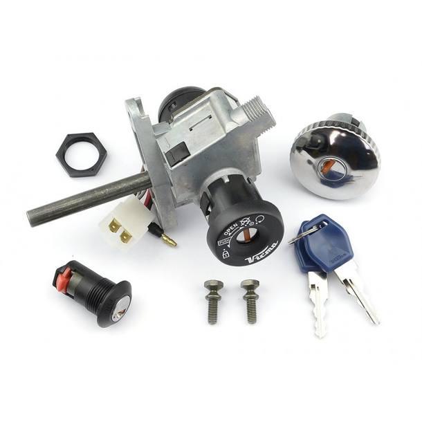 Vicma ignition lock lock set for Aprilia Sport City 125//200//250/ 04-08