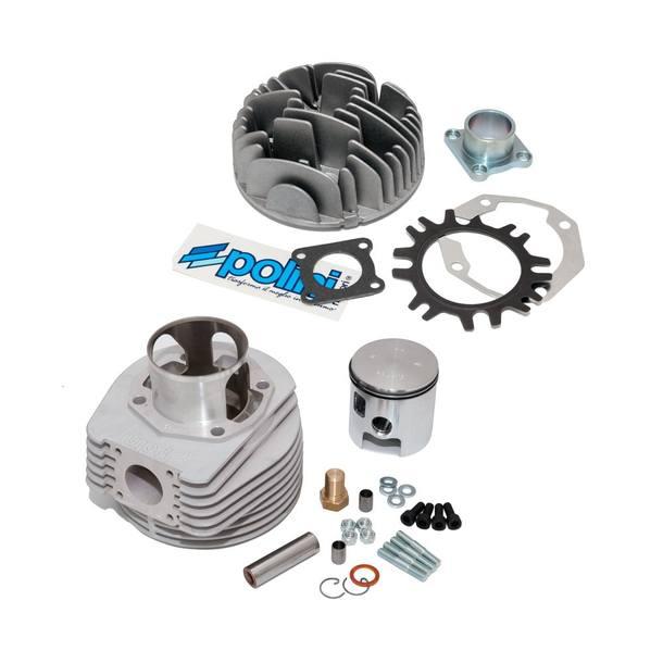 Zylinderkit Polini 187 ccm Aluminium - für Vespa PX 125 / 150 - für 60mm Hub