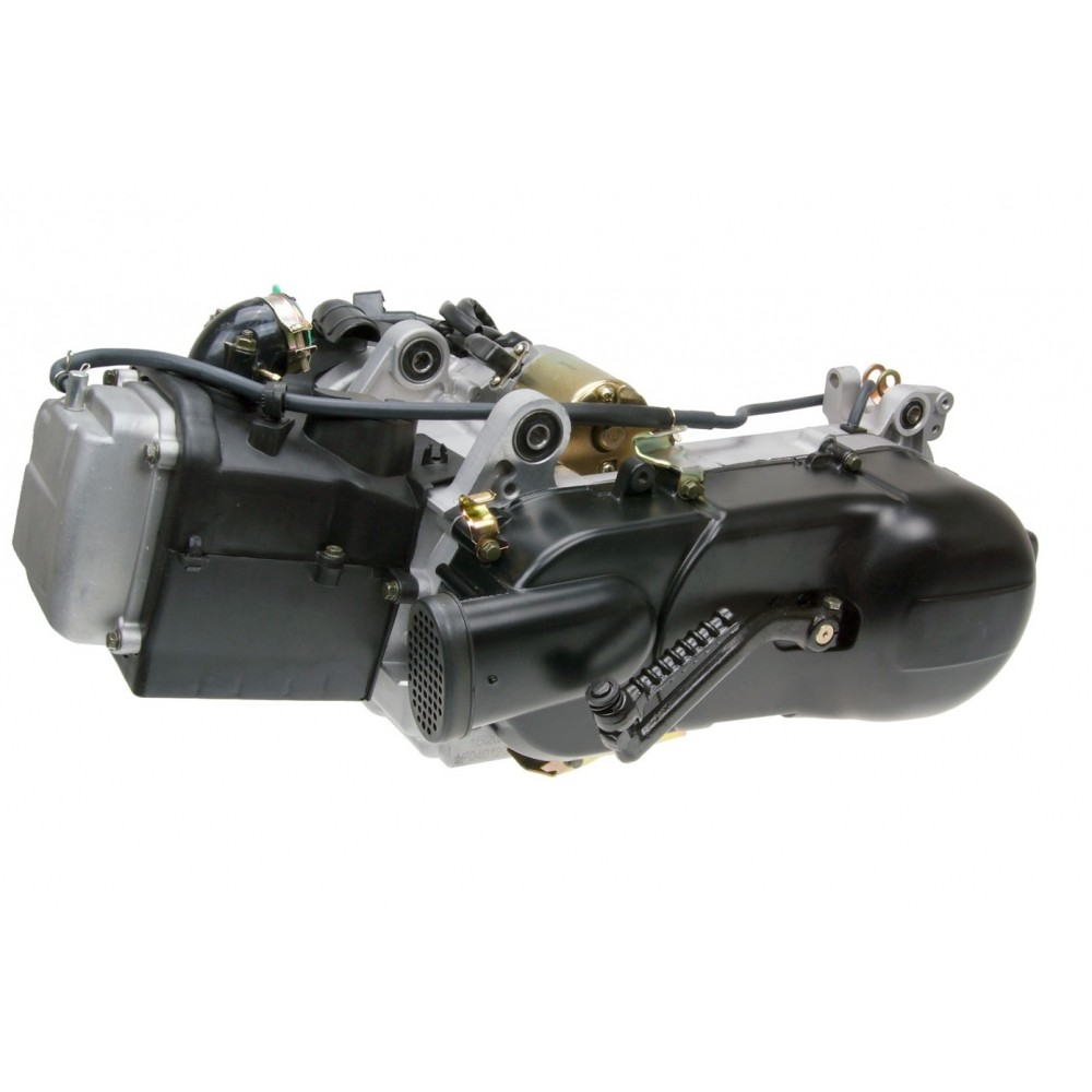 motor complete gy6 type 743mm 125 ccm for scooter. Black Bedroom Furniture Sets. Home Design Ideas