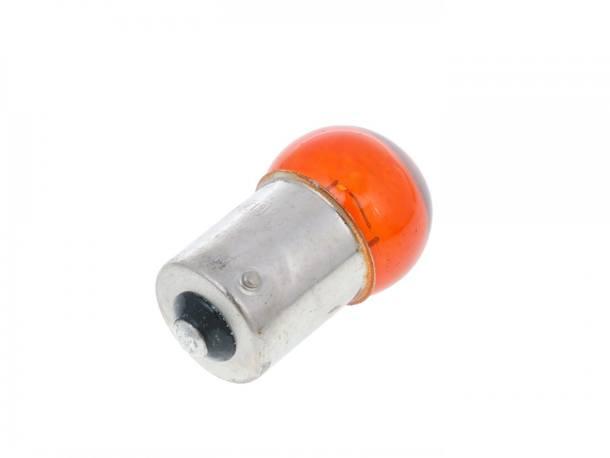Glühlampe R10W BA15s 12V 10W orange