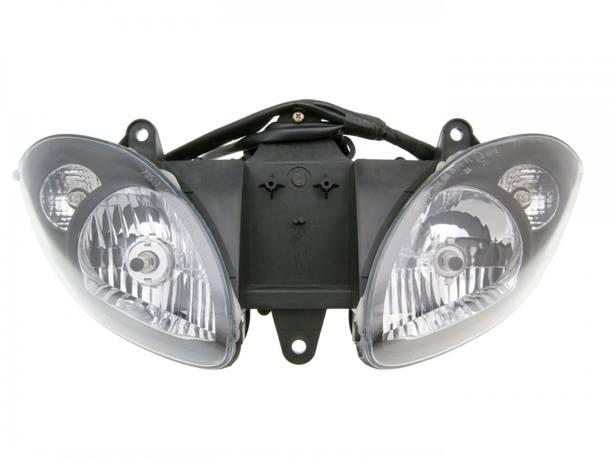 Scheinwerfer für Piaggio X9 500 01-03