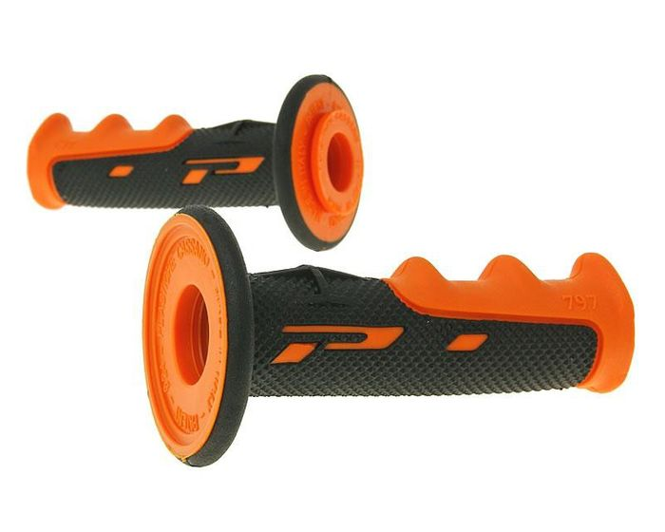 Griffe Satz ProGrip 797 MX schwarz, orange