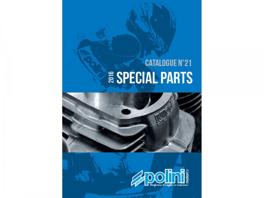 Katalog Polini 2016 Roller Motorradteile Automatikroller Bis