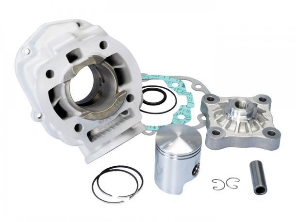 Zylinderkit Polini Aluminium Racing 50ccm für Derbi Senda GPR, Aprilia RS RX SX, Gilera RCR, SMT (D50B0)