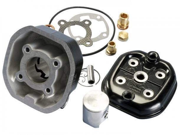 Zylinderkit Polini Aluminium Sport 50ccm 40,2mm für Peugeot 103 XPLC, Clip LC, RCXLC