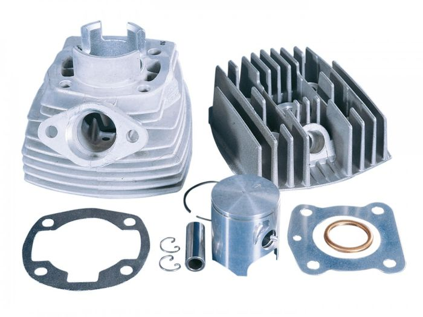 Zylinderkit Polini Aluminium Sport 65ccm 46mm für Peugeot 103, 104, 105, GL 10, SPX 50