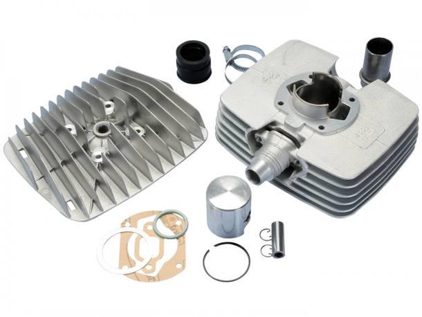 Zylinderkit Polini Serie 6000 80ccm 48mm für Sachs 5-Gang