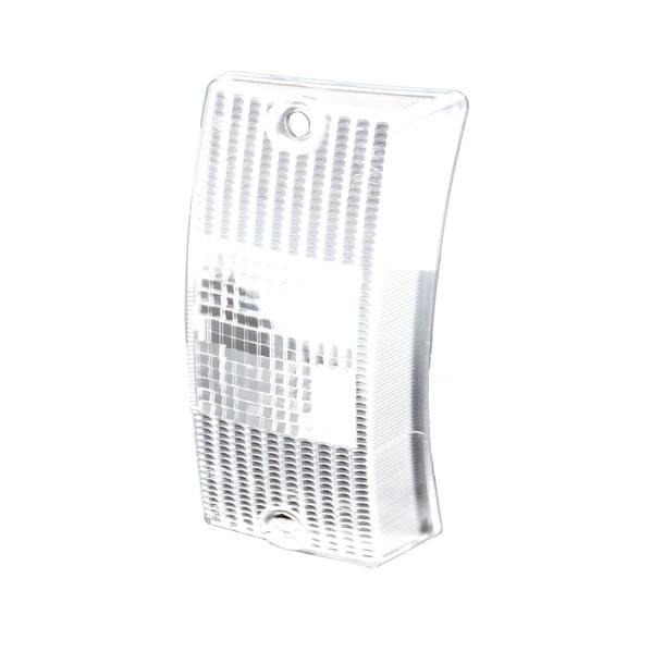 Blinker - Kappe weiß - SIEM made in Italy - für Vespa PX vorne rechts