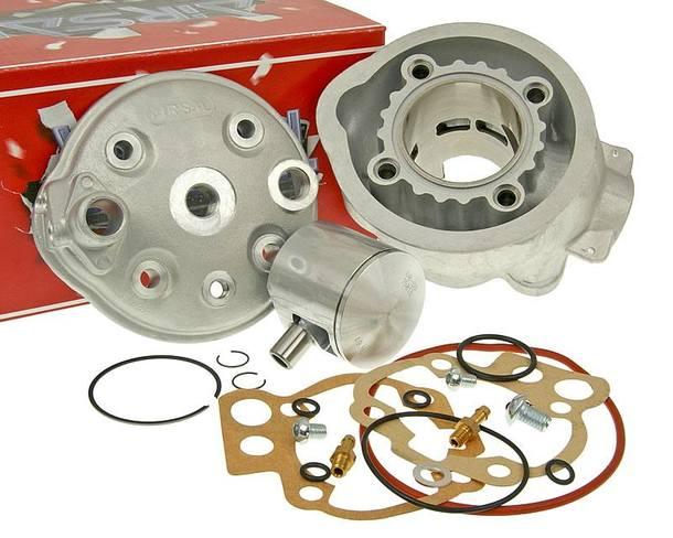 Zylinderkit Airsal Tech-Piston 76,6ccm 50mm für Minarelli AM