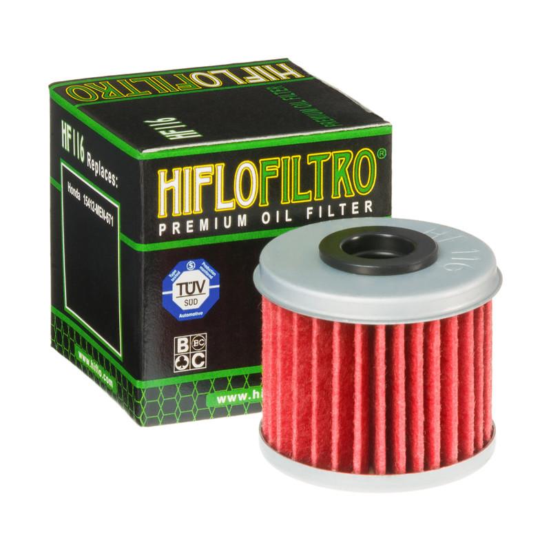 Ölfilter HIFLO HF116 Honda CRF 250 RE Bj 2016