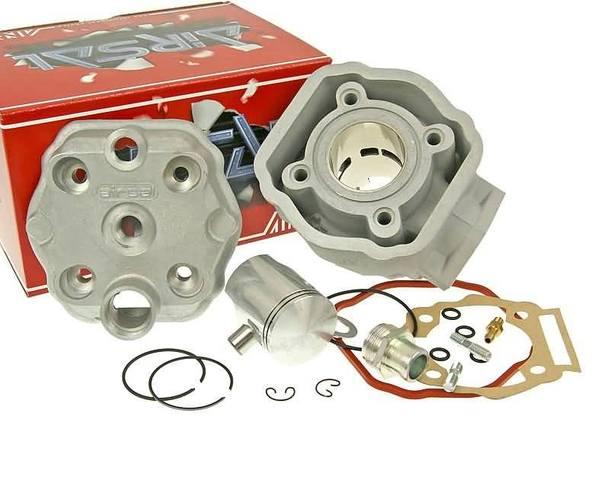 Zylinderkit Airsal Tech-Piston 50ccm 39,9mm für Derbi D50B0 2006-