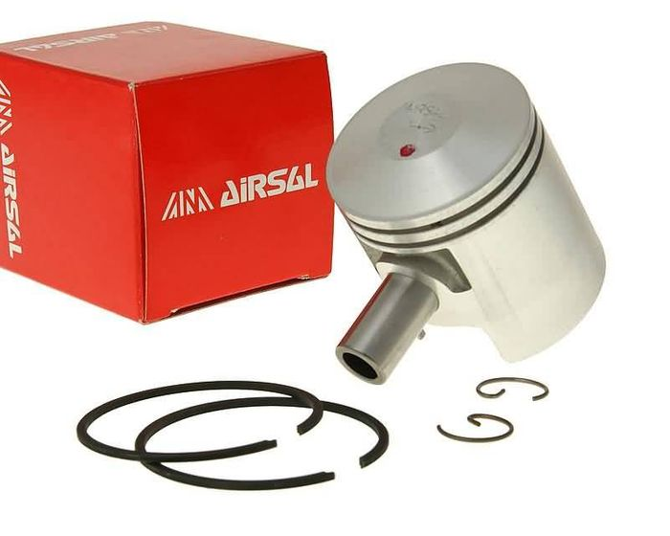 Kolben Satz Airsal Sport 63,7ccm 44mm für Tomos A35, A38B, S25/2