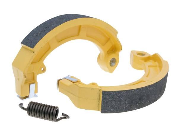 Bremsbackensatz Malossi Brake Power 25mm für Vespa PK50, PK125 (10 Zoll)