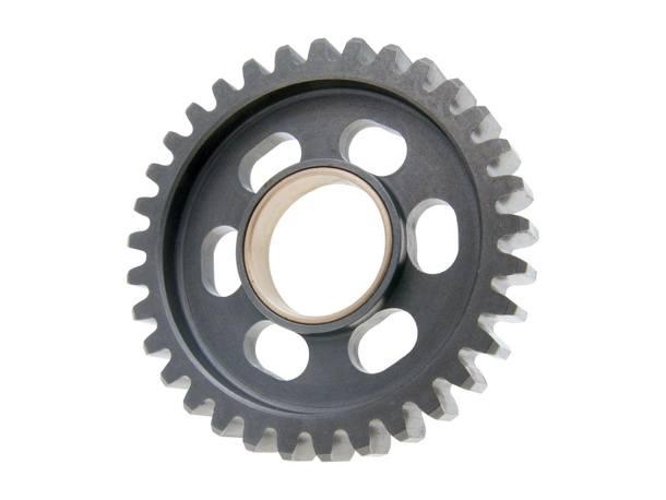 Zahnrad Sekundärgetriebe 2. Gang OEM 33 Zähne für Minarelli AM6