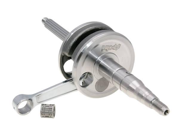 Kurbelwelle Polini 80mm / 10mm für Minarelli liegend