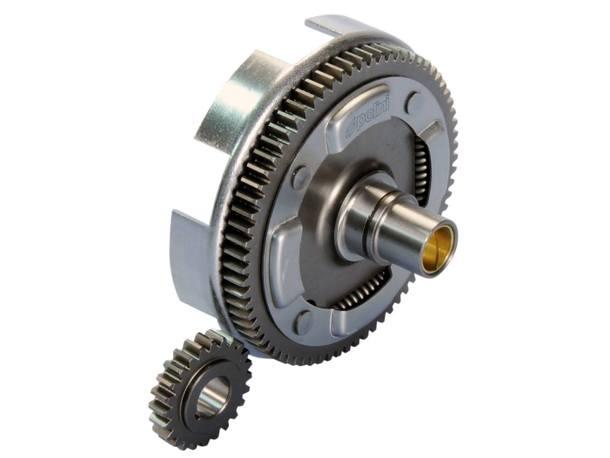 Getriebe primär mit Kupplungskorb Polini 24/72 für Vespa PK, Special, XL 50, 75, 90