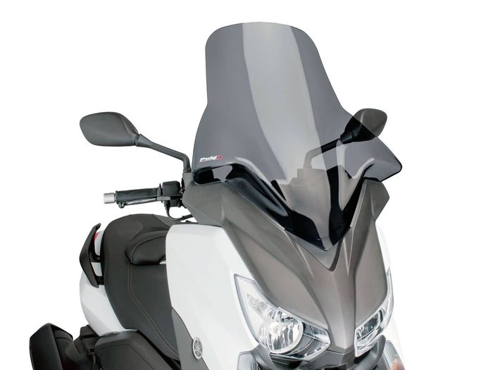 Windschild Puig V-Tech Touring dark smoke für Yamaha X-Max 125, 250, 400 14-