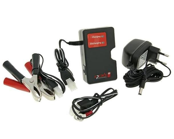 Batterie Ladegerät / Erhaltungsgerät Speeds EL300 für 12V Blei, Gel