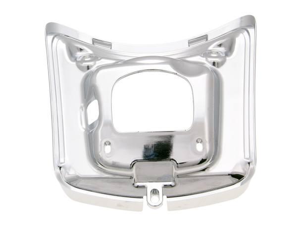 Rahmen / Sockel Rücklicht OEM Chrom für Vespa GTS 125-300 14-