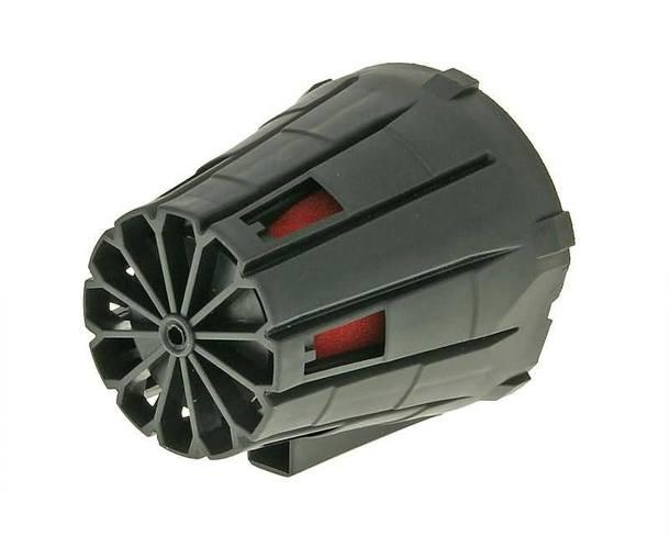 Luftfilter Boxed 28-35mm 45° schwarz