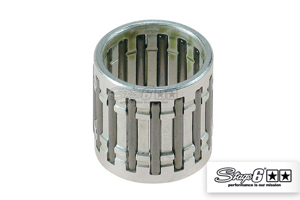Kolbenbolzenlager Stage6 R/T Silber 14mm (14x17x16.6mm) Stage6 R/T BIG BORE 95