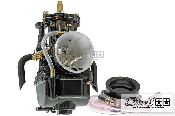 Vergaser Stage6 R/T MK2, 28mm, inkl. Powerjet