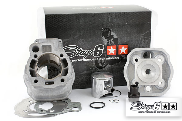 Zylinderkit Stage6 Big Racing 88cc 45mm Hub, Minarelli AM6