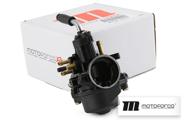 Vergaser Motoforce RACING Black Edition 17.5mm